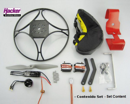 Kit paramotor EVO S