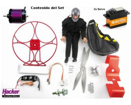 Kit paramotor EVO L