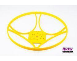 Aro paramotor amarillo
