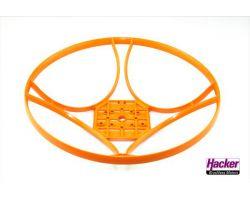 Aro paramotor naranja