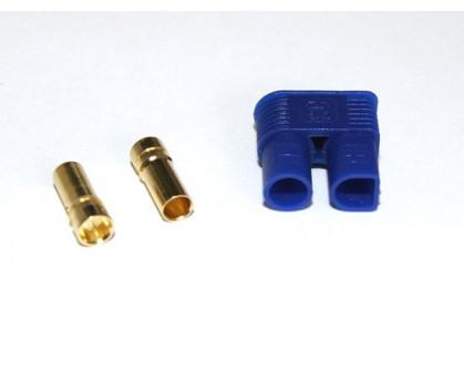 Conector EC3 hembra 3,5mm
