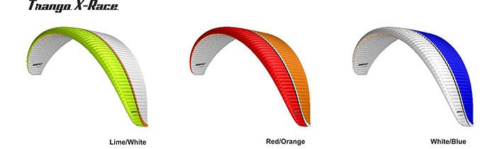 Trango X-Race colores