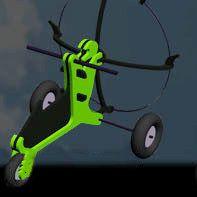 Rudi trike verde