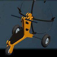 Rudi trike naranja