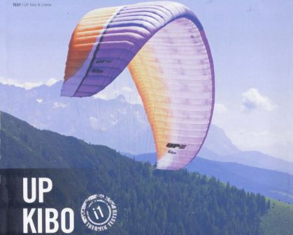 Thermik sobre el UP Kibo