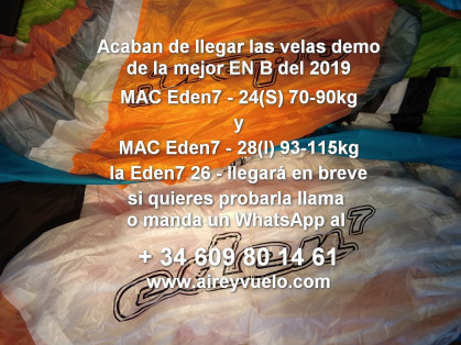 Test de Ziad Bassil de la Eden7